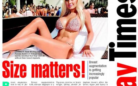 Size matters! – Bombay Times