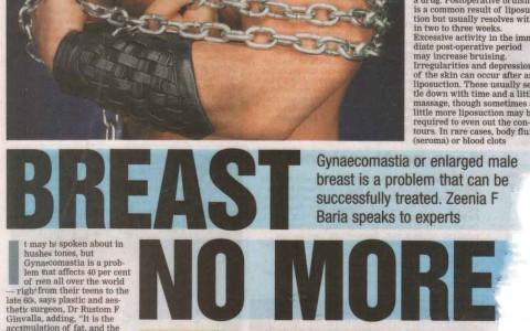 Breast No More