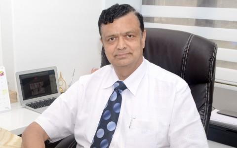 Dr. Lakshyajit D. Dhami
