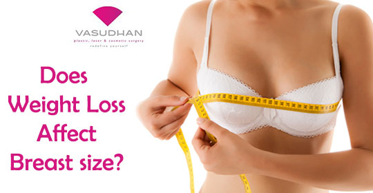 Does Weight Loss Affect Breast size?